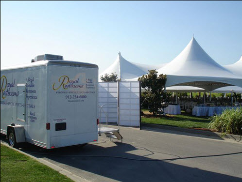 Luxury Portable Toilets Weddings Bing Images