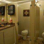 portable restrooms upscale events