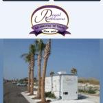 Portable Restrooms Mobile Website
