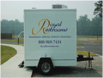 Trailer Bathrooms portable restroom trailersroyal restrooms