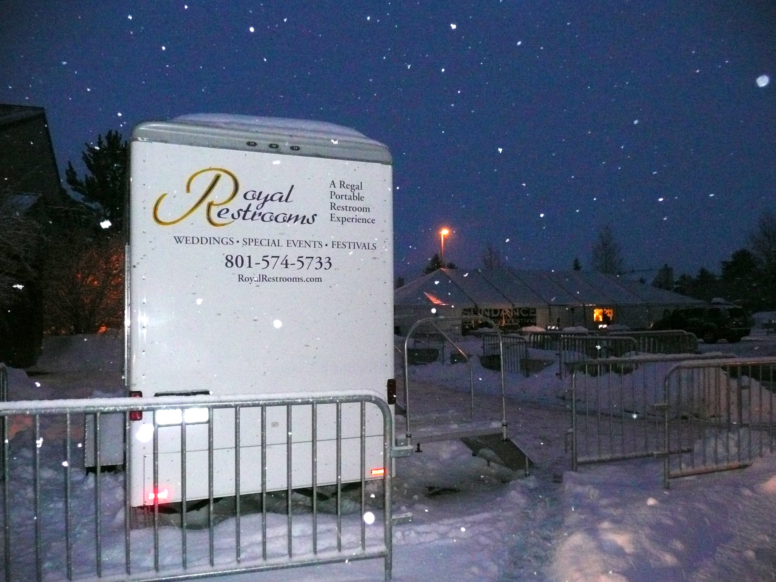 utah-portable-restrooms-at-sundance-film-festival-night