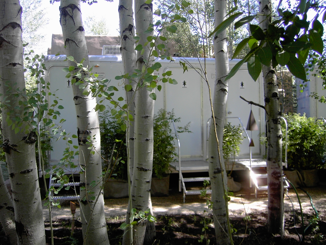 Utah Portable Restrooms At Sunvalley Ii