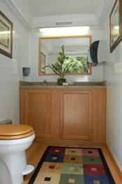 rent restroom