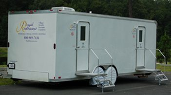 Ten-Stall Restroom Trailers
