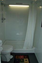 porta shower
