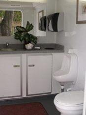 mobile restroom