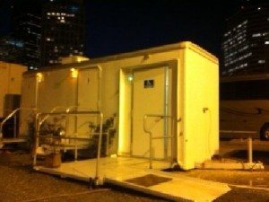 ADA Plus Two Stall Royal Restroom Liberty Plaza
