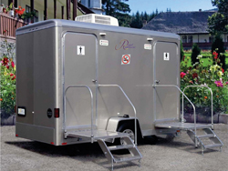 Portable Restroom And Shower Trailer Gallery By Royal Restrooms