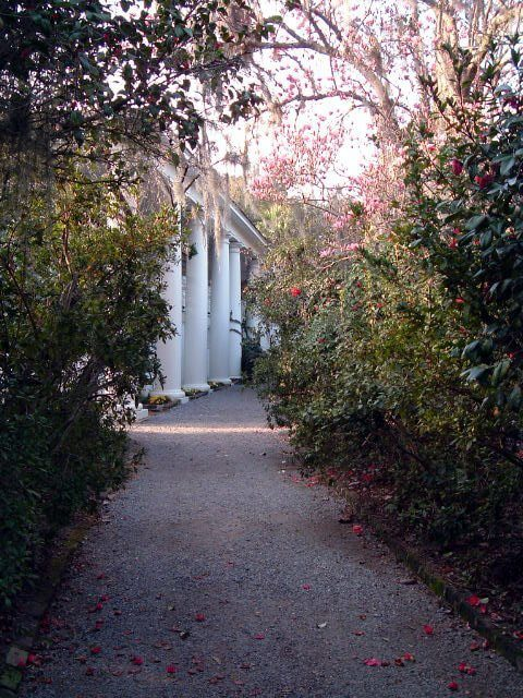 Outdoor Wedding Venue Magnolia Gardens SC