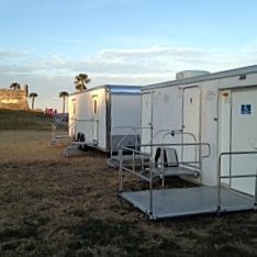Florida ADA Compliant Portable Restrooms for Business Remodels
