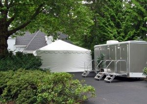Luxury Portable Restrooms in Washington