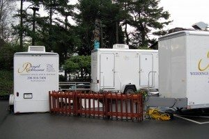 Washington Luxury Portable Restrooms