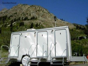 Portable Restrooms Utah
