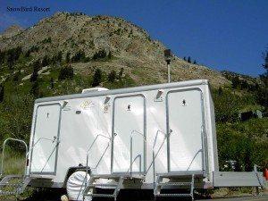 Portable Restrooms Utah