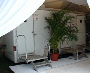 Connecticut portable restroom trailers