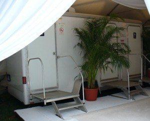 Connecticut portable restroom trailers