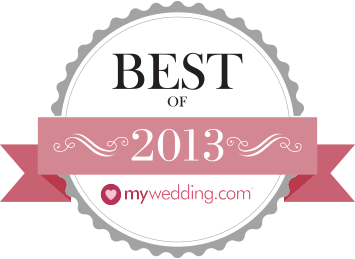 MyWedding.com Award