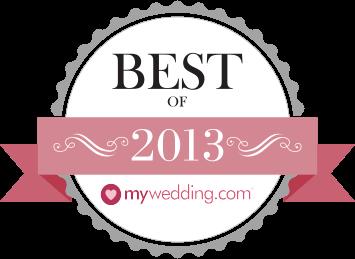 MyWedding.com Award