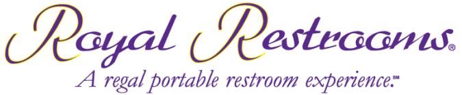 Royal Restrooms - A Regal Portable Restroom Experience